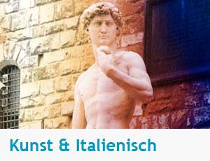 Kunst & Italienisch